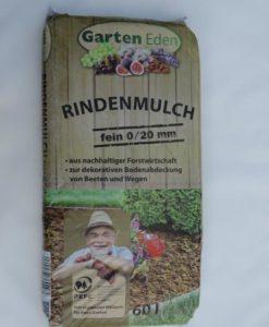 Feiner Rindenmulch 60L